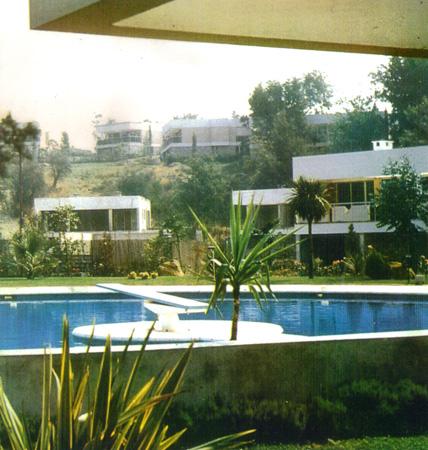 Lucien guerra architecte urbaniste for Club piscine circulaire